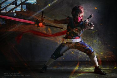 Strider Hiryu Cosplay at Anime Expo 2014 by WJSCosplay
