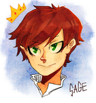 The False Prince Candidate #3 by Freed-Alice