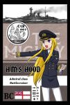 AEGIR 003- H.M.S. Hood by wave-lens