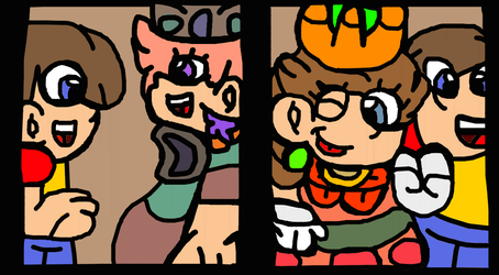Clinton Meets The Other Daisy Clones by Gr8Finity