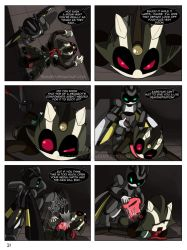 page 21 - disconnection - Suzumega Medabot 2 by AltairSky