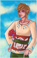 Skyward Link by ElizaLento