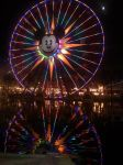Paradise Pier At Night by HavingHope5