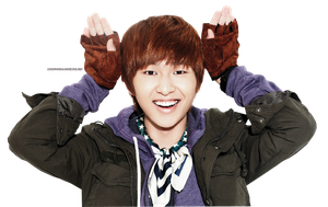 PNG : SHINEE Onew 2 by chazzief