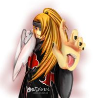 - Deidara - by Loadrien