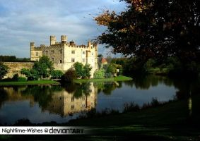 Leeds Castle, England by petra-gergely