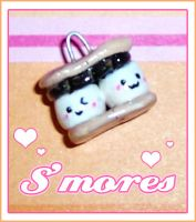 S'mores Charm by bapity88