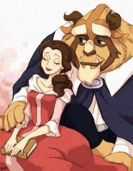 Belle and the Beast by godohelp