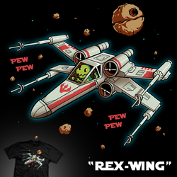 REX-Wing by InfinityWave