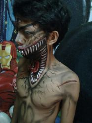 body paint by supermacoy