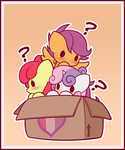 Lil' Box 'O' Crusaders by SymbianL
