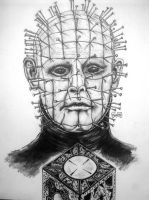 Pinhead Hellraiser by Xpendable