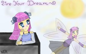 Live Your Dream by Ningaka