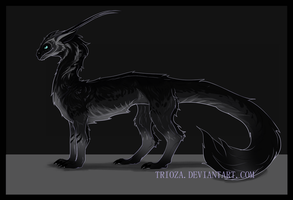 Dragon Design Auction #19 [CLOSED] by Trioza