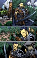 Swift Blades Page One Hundred Nine by Tsanders