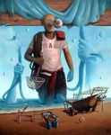 The Pearl Hunter by Nawaf-Alhmeli