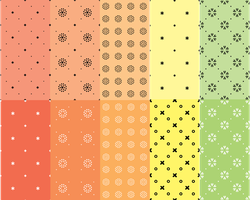 Seamless Photoshop Patterns  (Transparent) by youmadeitreal