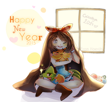 Happy New Year 2015 by Haeruh