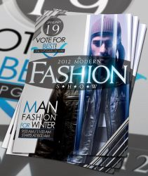 PSD Fashion Flyer by retinathemes
