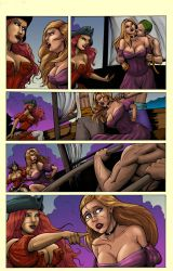 Eye of Tlazolteotl Pg5 Color by DocRedfield
