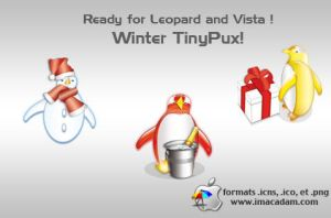 Winter TinyPux by isb