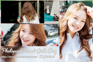 PHOTOPACK GIRLS DAY #13 (MINAH) by byunce