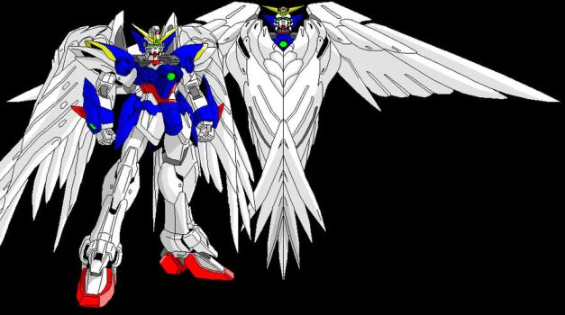 ew wing zero by megamike75