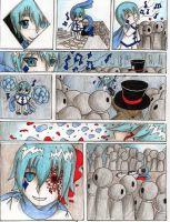 Alice Human Sacrifice: Blue by IvansKitsune