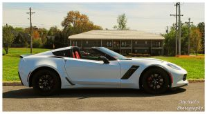 A Corvette Z06 by TheMan268