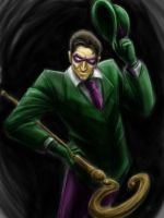 Riddle me this by OptimusPraino