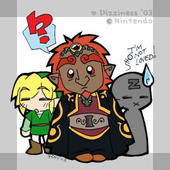 Chibi Wind Waker by ganons-gang