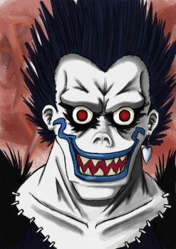 Ryuk by Bigsoup-inc