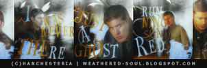Just a Ghost (Icons) by hanchesteria