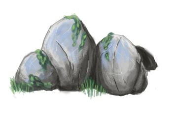 Rocks study by suidalg