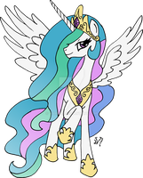 My wings are so pretty! by Varmus
