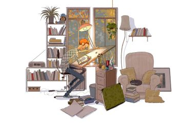 Fall working days. by PascalCampion