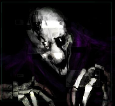 Gaster - Speed Practice 1 by LucrataNexarii