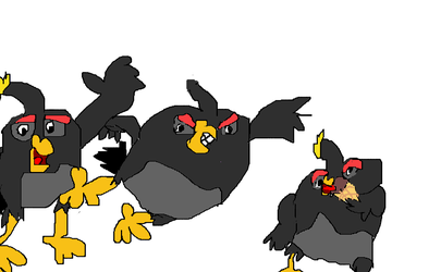 The Angry Birds Movie- Bomb by TotallyTunedIn