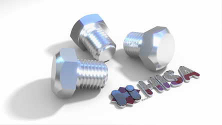 Just some cool looking bolts by Eaglshadow