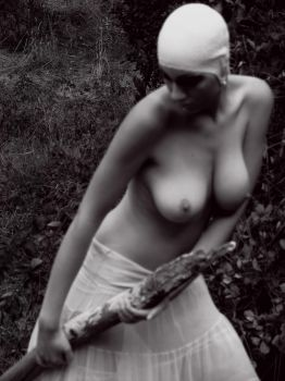 naomi in the woods 3 by redtrain66