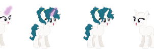 [MLP Oc] Starrynight Reference **UPDATE** by CloudyNightmare