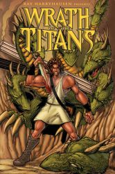 Wrath of the Titans cover by GarryHenderson