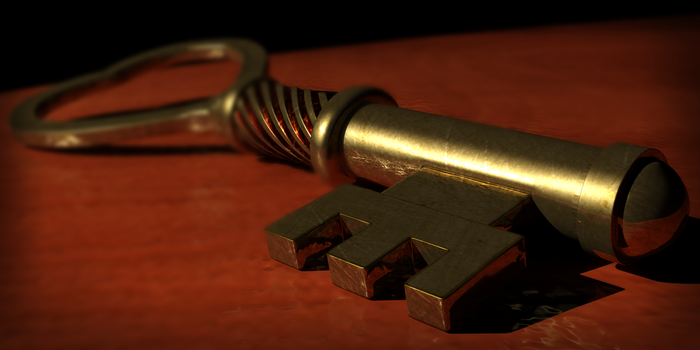Golden Key by Imp0s5ible