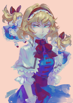 Alice by Arlmuffin