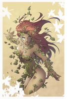 Poison Ivy by DEADNEMO