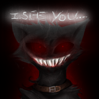 I See You by StarryEvening