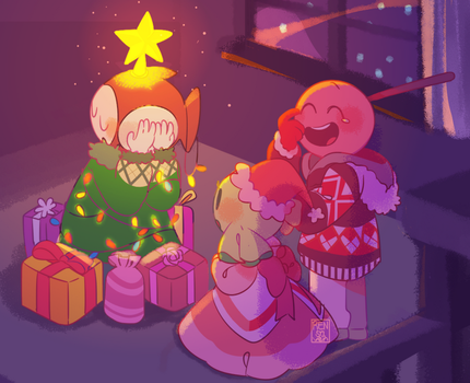 Merry Christmas by Rensaven