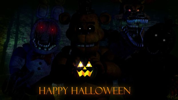 Happy Halloween to everybody ! by Bount56