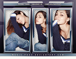 PACK PNG 176 | PHOEBE TONKIN by MAGIC-PNGS