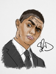 Trevor Noah by StevePaulMyers